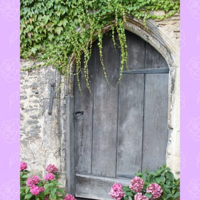 Immense JOY could be just one door away