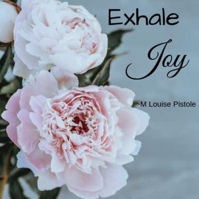 Inhale Gratitude – Exhale Joy