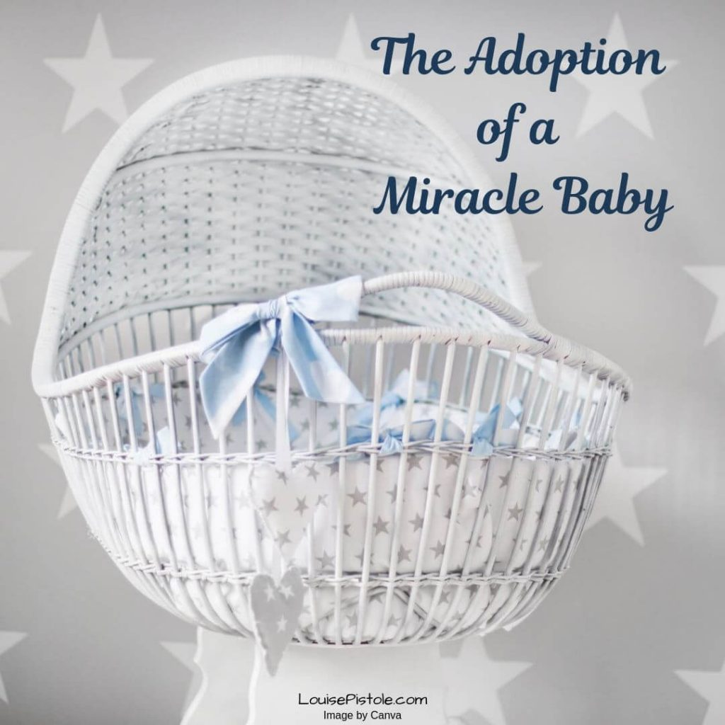 The adoption of a miracle baby