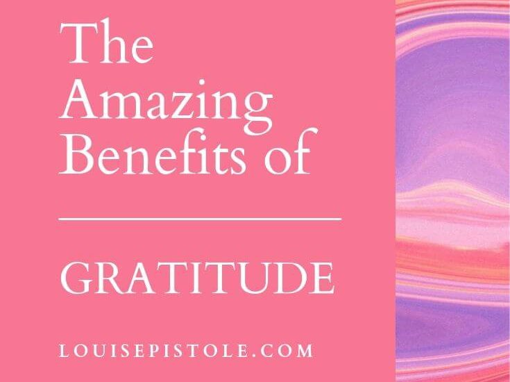The amazing benefits of gratitude
